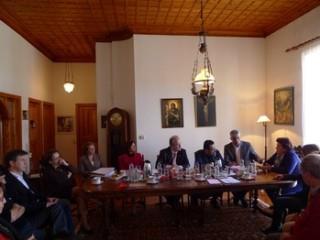 Οικονομική  Συμμετοχή Του  Μανιατακείου  Ιδρύματος  Στις  Μελέτες  Για  Την  Αποκατάσταση  Του  Κάστρου  Της  Κορώνης