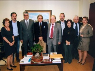 Athens Meeting Among The Representatives Of The Emblematic Communities Of The Mediterranean Diet Held On March 19, 2012