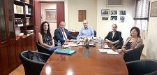 Ο Δήμαρχος Πύλου-Νέστορος Παναγιώτης Καρβέλας Στο Μανιατάκειον Ίδρυμα Για Τη Μεσογειακή Διατροφή