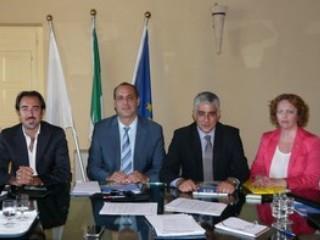 Συνάντηση Των  Εκπροσώπων Των Εμβληματικών Κοινοτήτων  Για Τη Μεσογειακή Διατροφή  Στην  Pollica  (Ιταλία)