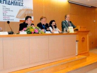 """Ομιλία Του Δημήτρη Μανιατάκη, Προέδρου Του Μανιατακείου Ιδρύματος Με Θέμα «Το Marketing Ως """"Εργαλείο"""" Πρόληψης Και Αντιμετώπισης Οικονομικών Κρίσεων»"""