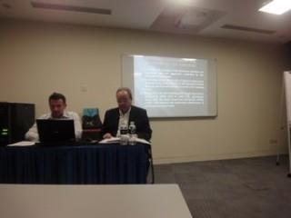 Συμμετοχή του Μανιατακείου Ιδρύματος σε διεθνές συνέδριο στην Σιγκαπούρη