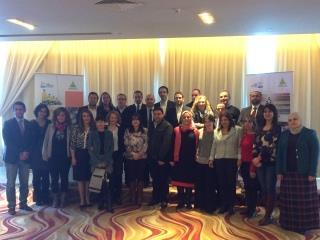Συμμετοχή του Μανιατακείου Ιδρύματος σε Εκπαιδευτικό Σεμινάριο για την Ενίσχυση της Μεσογειακής Διατροφής και των Παραδοσιακών Τροφίμων. Αλεξάνδρεια, 3-5 Μαρτίου 2015