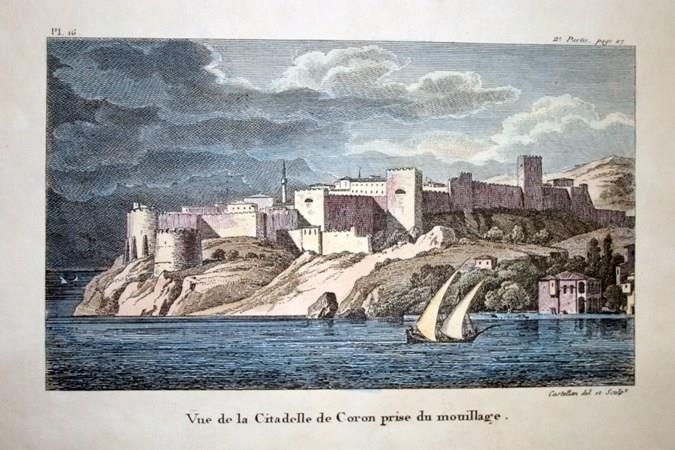 """""""Κάστρο Κορώνης 1797"""""""