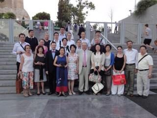 15μελής  Ομάδα  Από  Την  Κίνα  Επισκέφθηκε  Το  Μανιατάκειον  Ίδρυμα