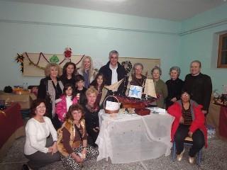 Χριστουγεννιάτικη Εορταγορά 2011 Στην Κορώνη