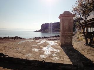 Ολοκληρώθηκαν Τα Έργα Αποκατάστασης του «Εικονοστασίου-Πηγής» στην Κορώνη