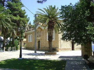 Church of Panagia Eleeistria in Koroni incorporated as a foundation