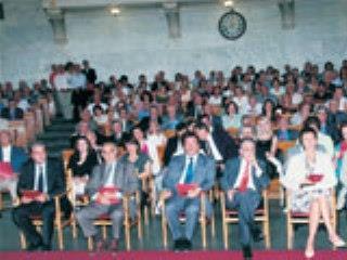 Εκδήλωση Στο Μέγαρο Της Παλαιάς Βουλής