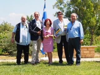 Το Δίκτυο Ελαιοπαραγωγών Χωρών Μεσογείου – ReCOMed Στην Κορώνη