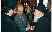 Ο Πρόεδρος του Μανιατακείου Ιδρύματος στη Μεσσηνιακή Αποστολή στην Κωνσταντινούπολη