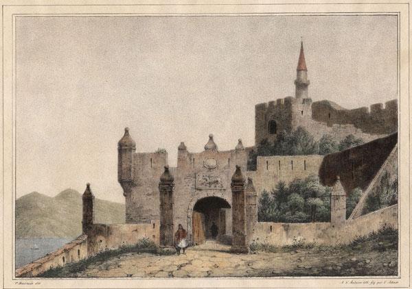 The Koroni Castle
