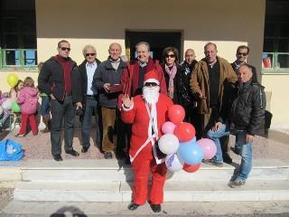 Χριστουγεννιάτικη Εορταγορά 2010 Στην Κορώνη