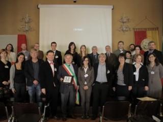 20 - 22 Νοεμβρίου 2013 Πραγματοποιήθηκε Στη Ραβέννα Της Ιταλίας Η Εναρκτήρια Συνάντηση Όλων Των Εταίρων Του ST-ART APP