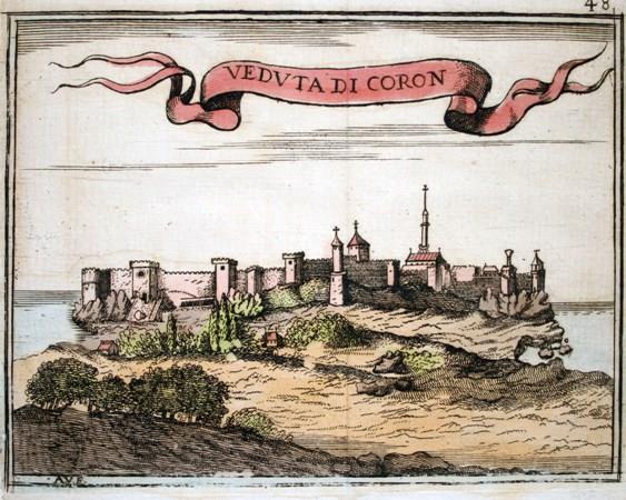 """Vedvta di Coron"" - Άποψη της Κορώνης"