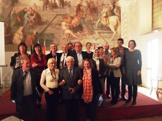 Συμμετοχή Tου Μανιατακείου Ιδρύματος Στην 6η Διακυβερνητική Διάσκεψη Για Τη Μεσογειακή Διατροφή