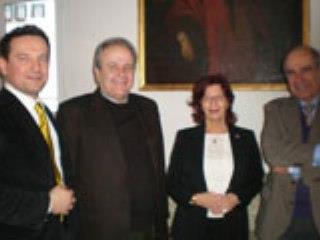 Επίσκεψη αντιπροσωπείας του Μανιατακείου Ιδρύματος σε Ερευνητικά Ιδρύματα της Βενετίας