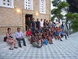 Ευρωπαίοι Σπουδαστές σε Κορώνη και Μεθώνη στο Θερινό Σχολείο  Meduproject