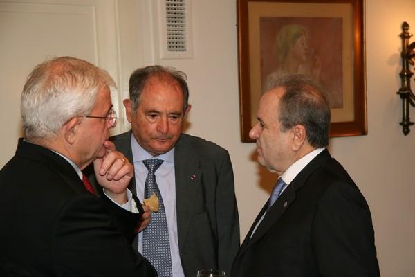 Ο Π. Αθανασόπουλος, ο Ρ. Μωησής και ο Δ. Μανιατάκης προβληματισμένοι για το θέμα του λιγνιτορυχείου στην περιοχή της Κορώνης
