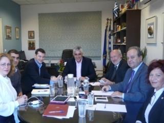 Υπογραφή Πρωτοκόλλου Συνεργασίας Για Την Ανάδειξη Της Μεσογειακής Διατροφής